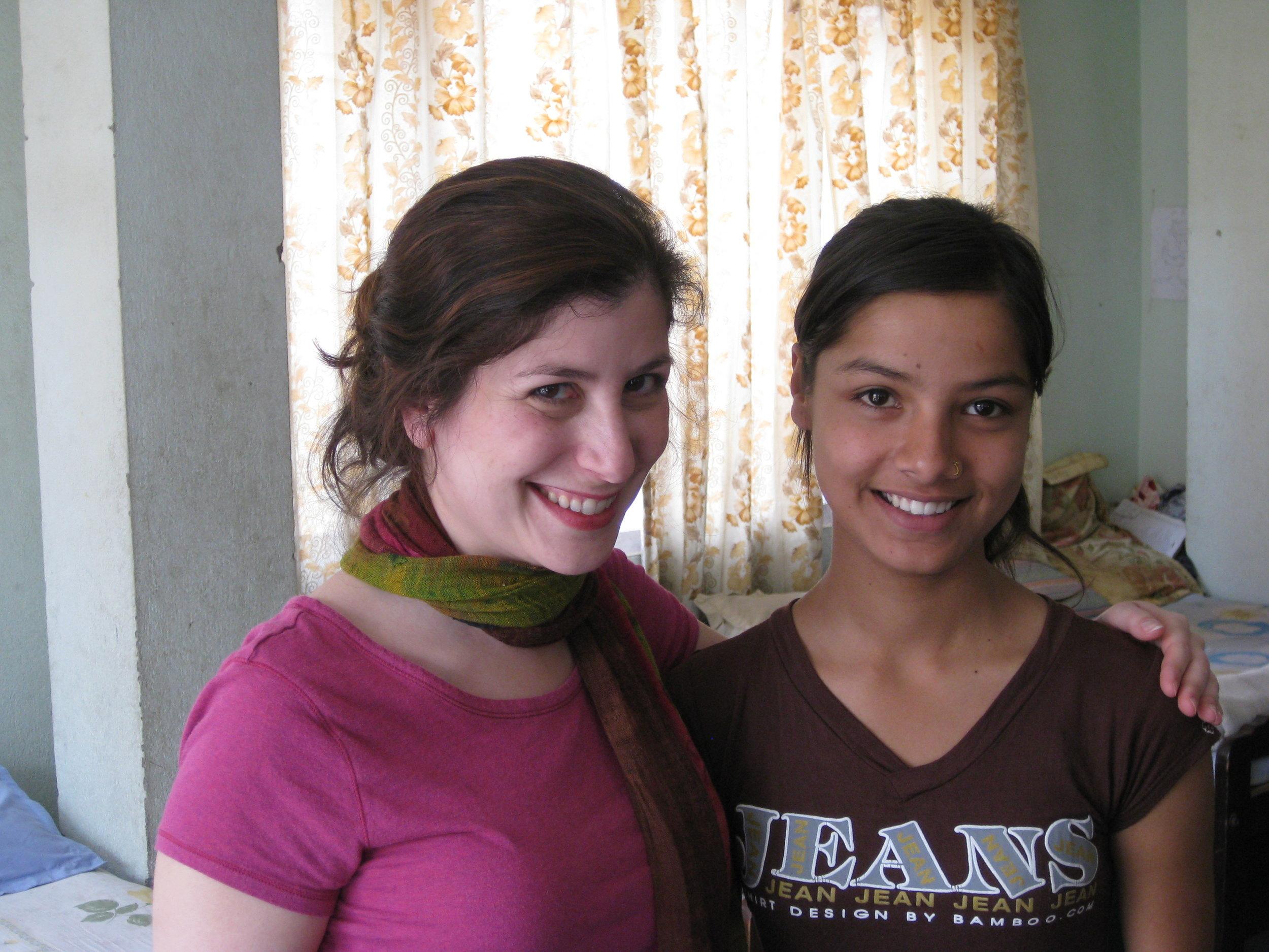 Stephanie and Mamta.jpg
