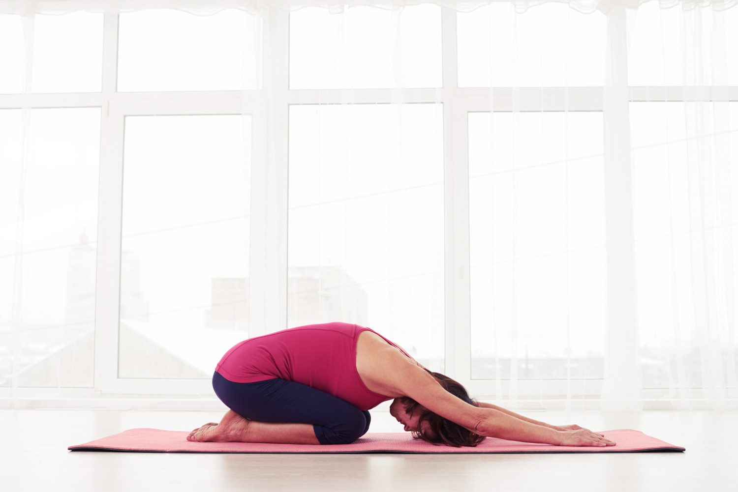 Easy stretches to help reduce back pain