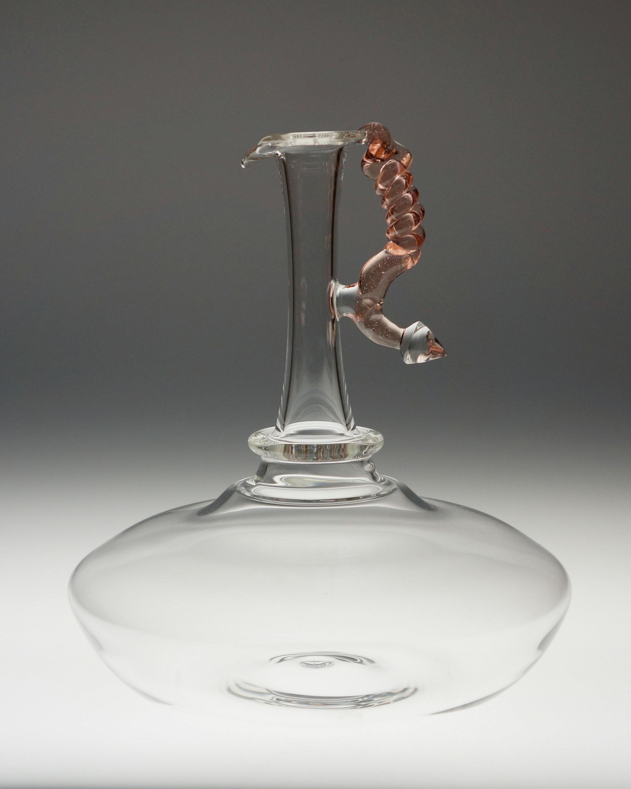 Fume Handled Decanter