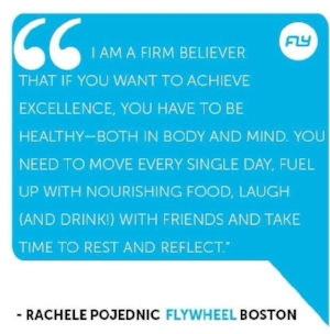 Flywheel Quote