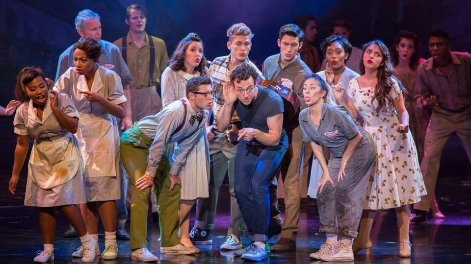 All Shook Up at Florida State University