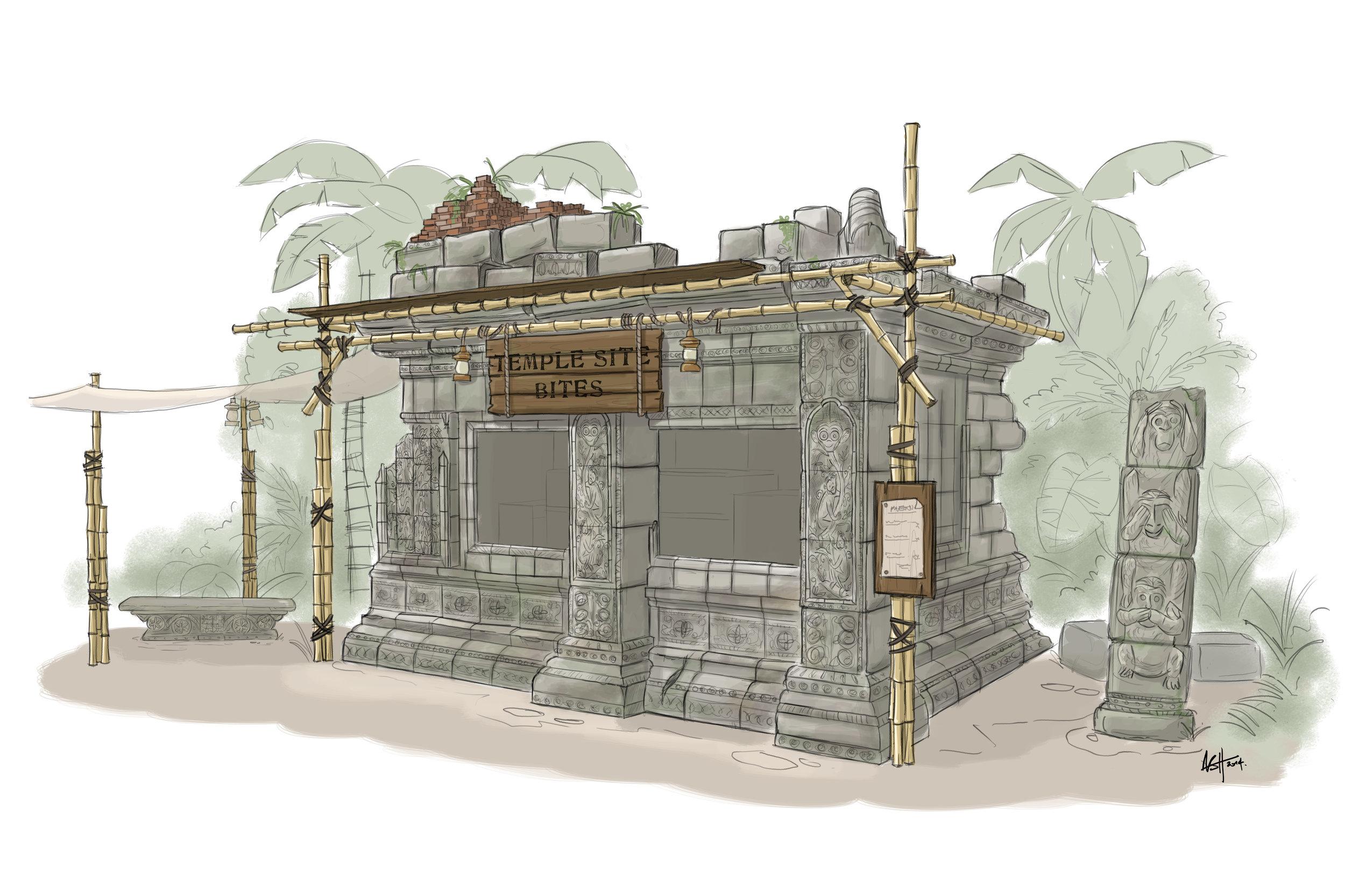 Temple Site Bites