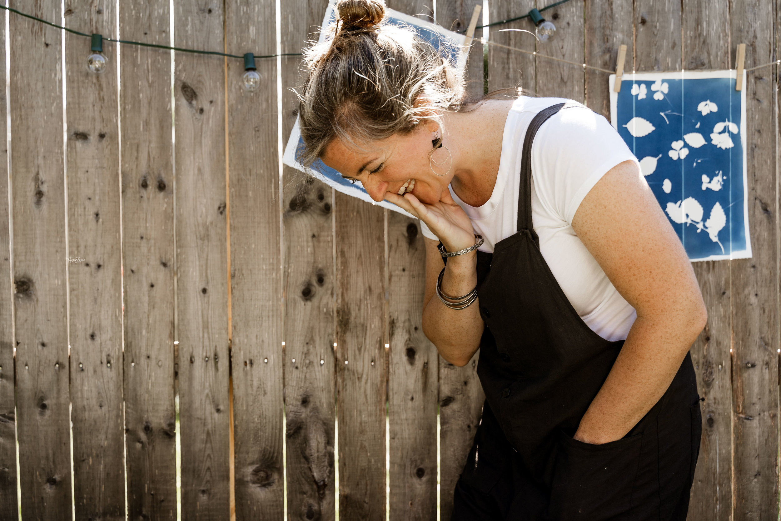 Philadelphia Area Soulful Lifestyle Branding Portraits - Sarah
