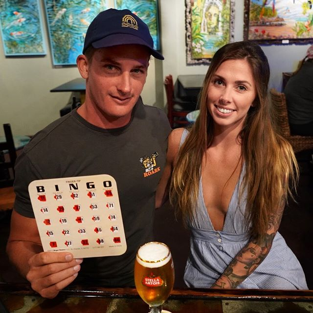 💥Tonight💥 Beer + Bingo 🍻🥳🍻starting at 7:30pm! Come join us for a night of fun and a chance to win free beer!