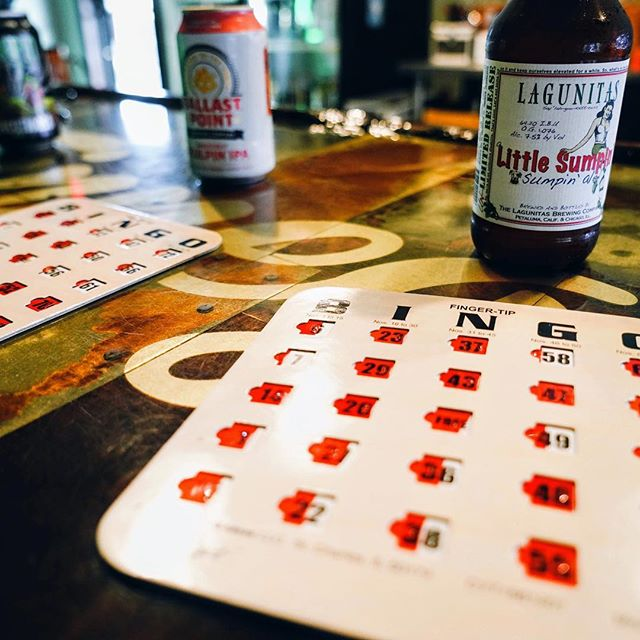 💥Tonight💥 Rocket Launch + Beer + Bingo 🚀🥳🍻 Bingo starts at 7:30pm! Come join us for a night of fun and a chance to win free beer!