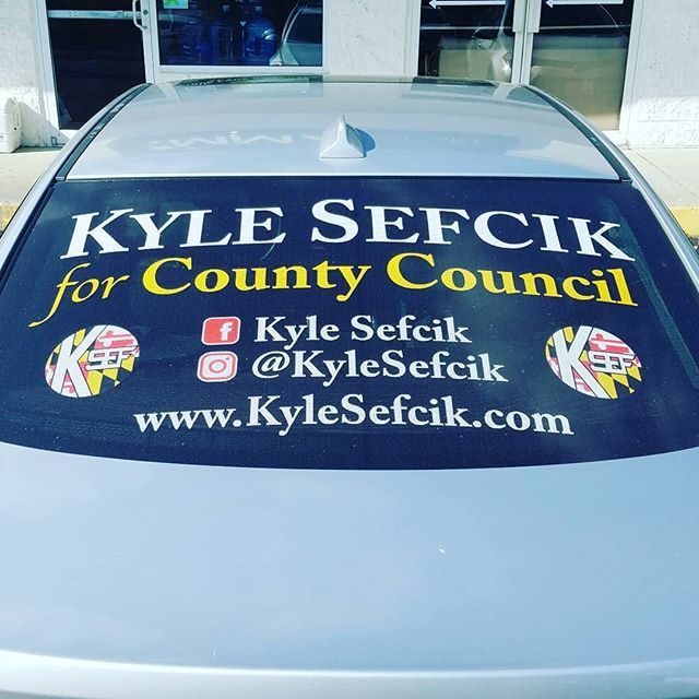 Need to get the word out use multiple sign  techniques  @kylesefcik #windowperf #meshbanner