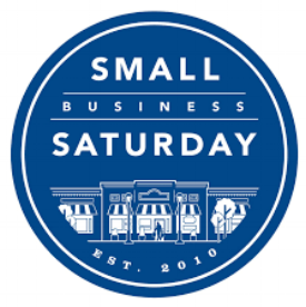 Small Business Saturday is a day dedicated to supporting small businesses across the country. Founded by American Express in 2010, this day is celebrated each year on the Saturday after Thanksgiving. Learn more at  ShopSmall.com/About .