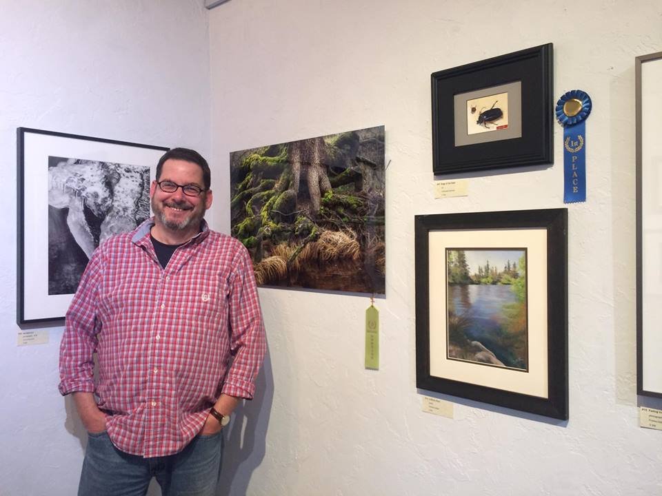 Photographer, Christian Mueller (Showing all days, Artist Reception Friday Evening)