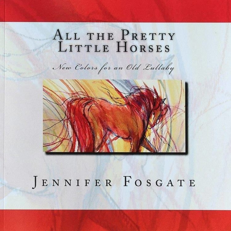 This colorful retelling of the traditional lullaby, illustrated with the unique paintings of equine artist Jennifer Fosgate, will delight horse enthusiasts young and old.