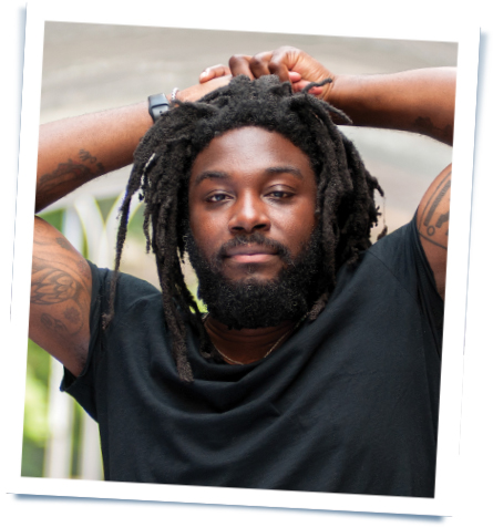 Jason Reynolds is a  New York Times  bestselling author, a Newbery Award Honoree, a Printz Award Honoree, National Book Award Honoree, a  Kirkus Award  winner, a two-time Walter Dean Myers Award winner, an NAACP Image Award Winner, and the recipient of multiple Coretta Scott King honors. His many books include  When I Was the Greatest ,  Boy in the Black Suit ,  All American Boys  (cowritten with Brendan Kiely),  As Brave as You ,  For Every One , the Track series ( Ghost ,  Patina ,  Sunny , and  Lu ), and  Long Way Down , which received both a Newbery Honor and a Printz Honor. He lives in Washington, DC. You can find his ramblings at JasonWritesBooks.com.