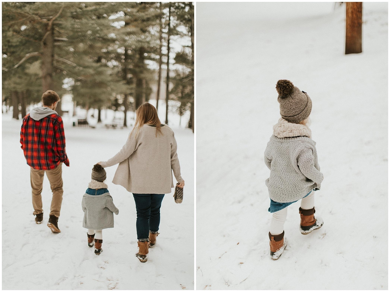Northern Minnesota Family Christmas