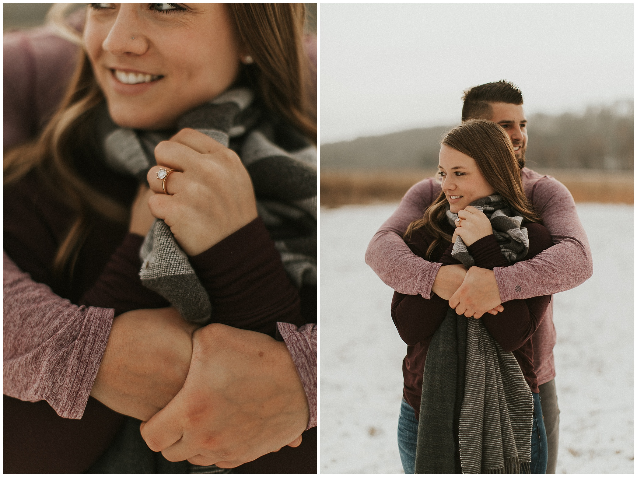 Winter Engagement
