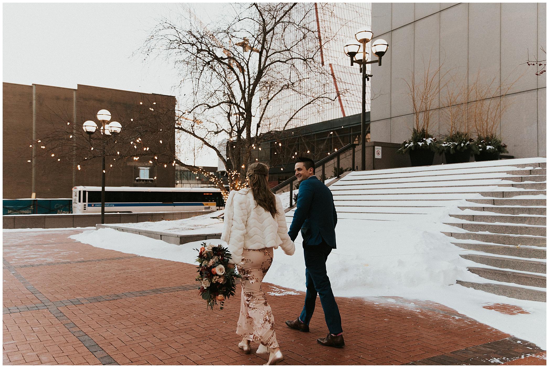 Minneapolis Courthouse Elopement
