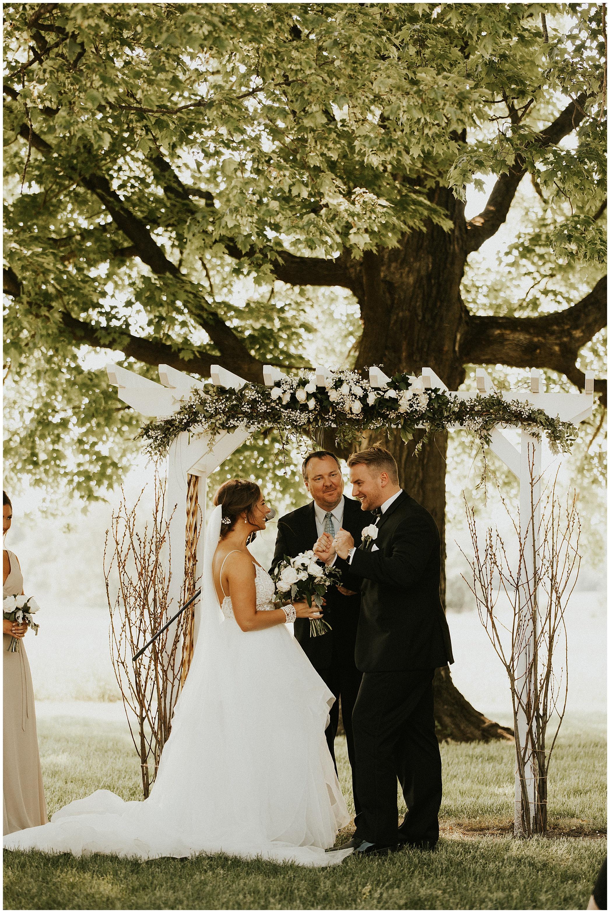 Maple Ridge Farm Wedding