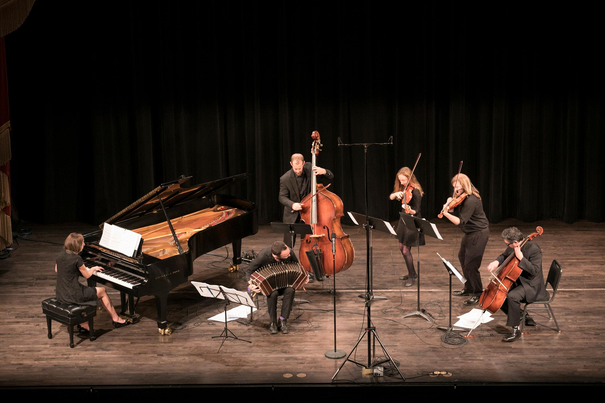 Redwood Tango Ensemble - Herbst Theatre