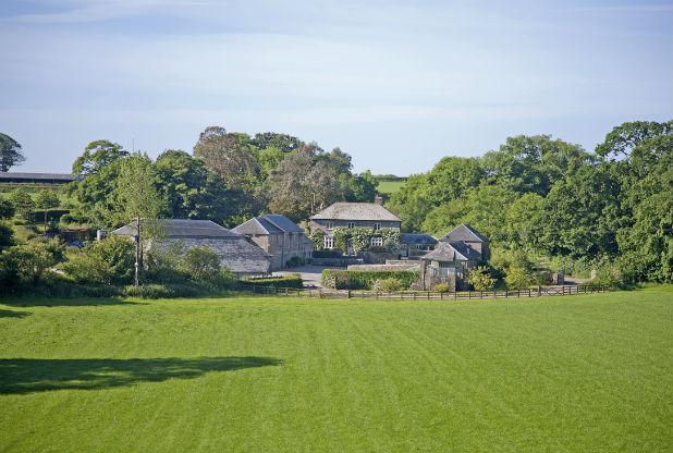 Cornwall Coombeshead Farm