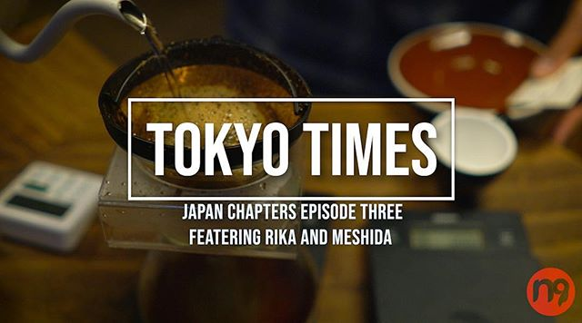 Episode 3 is up, link in bio for full video. Tokyo Times is a document of an epic day spent with @amirzing and @rikachuudesu in Tokyo as they wonder Kamiyamacho, enjoy delicious food in Yoyogi, pass through Harajuku, enjoy coffee and shopping in Jongumae and finally catch a comedy show in Asakusa with Japanese comedian @meshida_comedy also featuring the one and only @rozuo please subscribe and share!