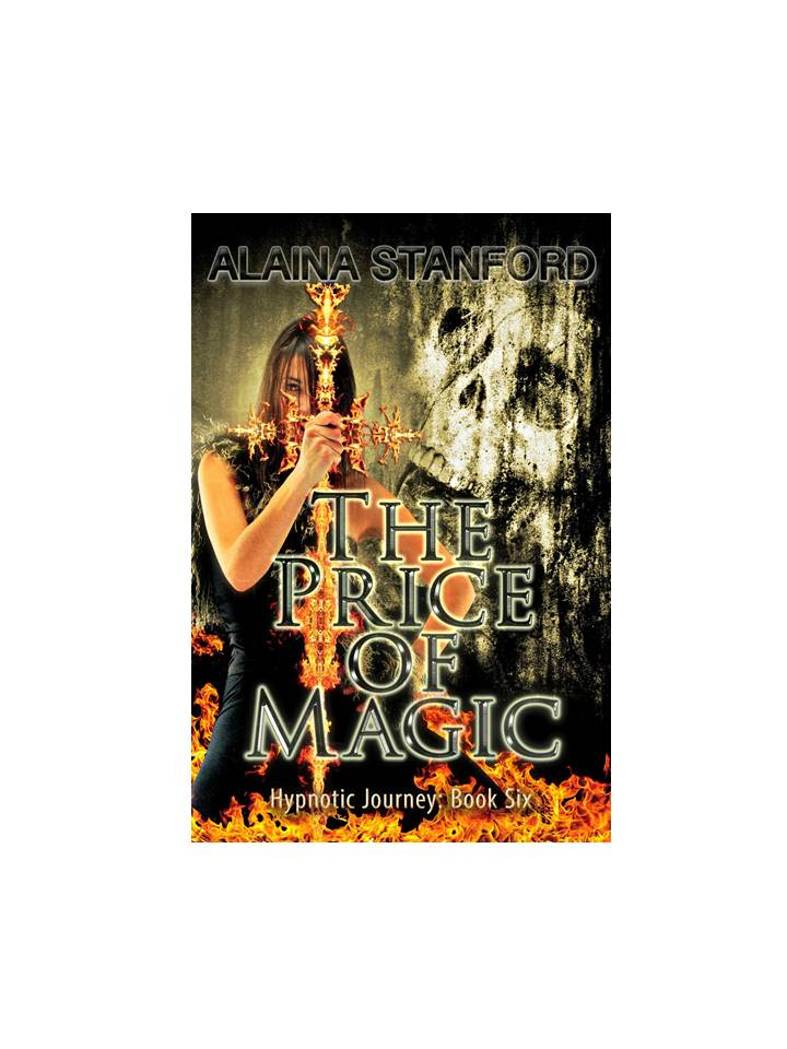 The Price of Magic, Book 6  Nicole wasn't from this world. She didn't know a quest for the Sword of Eternal Fire was a death sentence. If she had known, she wouldn't have cared.   Nicole earned the title of Elf Warrior through her fierce deeds. Her husband Jack, always fought by her side. He was her calming influence, the love of her life, and the father of her twins.   Regardless of the twins' half-human blood, they would easily live a thousand years... just as their mother would. But their father was mortal. He'd be lucky to reach eighty. Nicole's heart ached for him. Then, it began to burn. Burn like the Sword of Eternal Fire... The only talisman in existence that could extend its owner's life.  There was only one problem... well, two actually: the sword is hidden in a lost Elf city, and no one ever returned from a quest for the sword.  The use of magic comes at a cost, and each of her friends had paid the price. Now it's Nicole's turn.