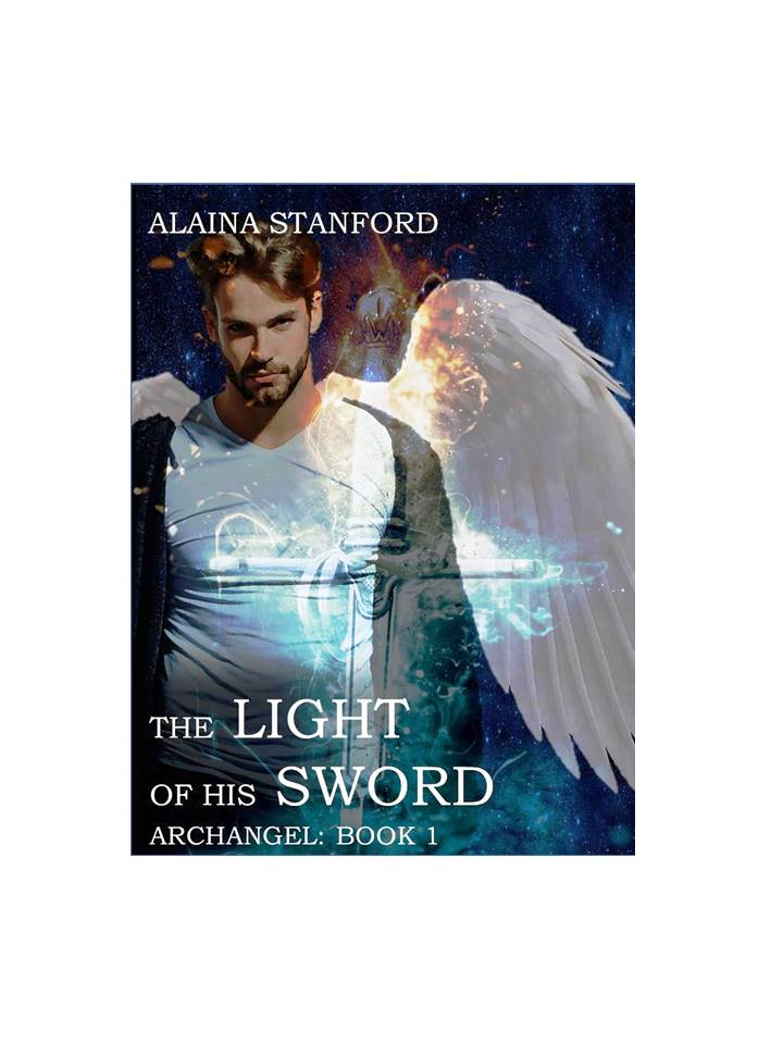 The Light of His Sword, Book 1   When Alyssa was a child, she decided not to believe in demons, if you don't believe then they can't be real. But the demons don't care what she believes. Alyssa grabs her six-year-old daughter and escapes into the forest outside the compound. Her father's death haunts every step. He died trying to save her from the cult when she was a child. This time, failure is not an option. Keeping a few steps ahead of the elders, Alyssa crosses paths with a truck driver named Gabe. Suddenly she dares to believe she might succeed. Yet Alyssa can't bring herself to warn Gabe of the demon horde that's fast on their heels.  Gabe's gentle kindness sends ripples of emotion throughout Alyssa's petite form. Emotions she's never felt before. But will he be strong enough to protect her from the approaching evil?