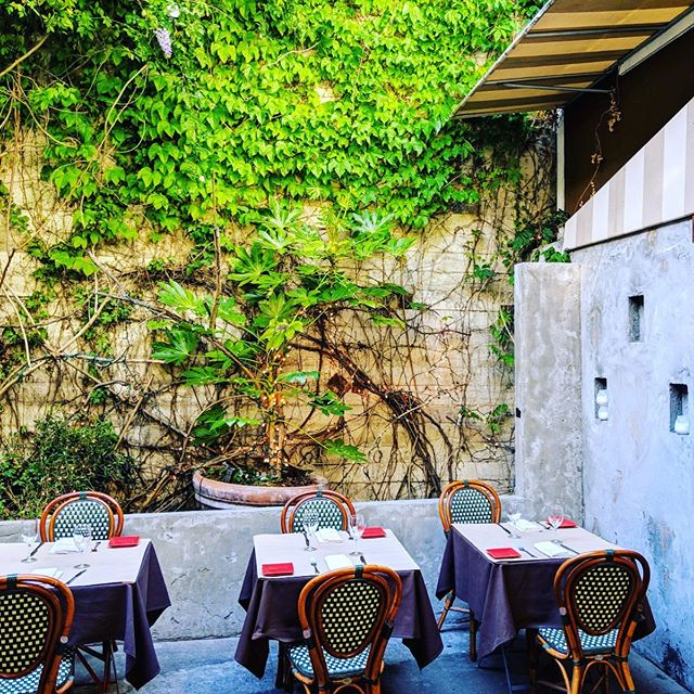 Happy Father's Day!  Our patio is open and ready for all of us to celebrate. Make your reservations today  #frenchfood #fathersday #sanfrancisco #mosconecenter