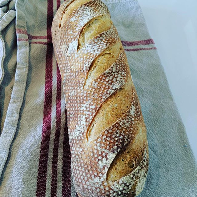 Homemade fresh bread!  Only at Mathilde of San Francisco