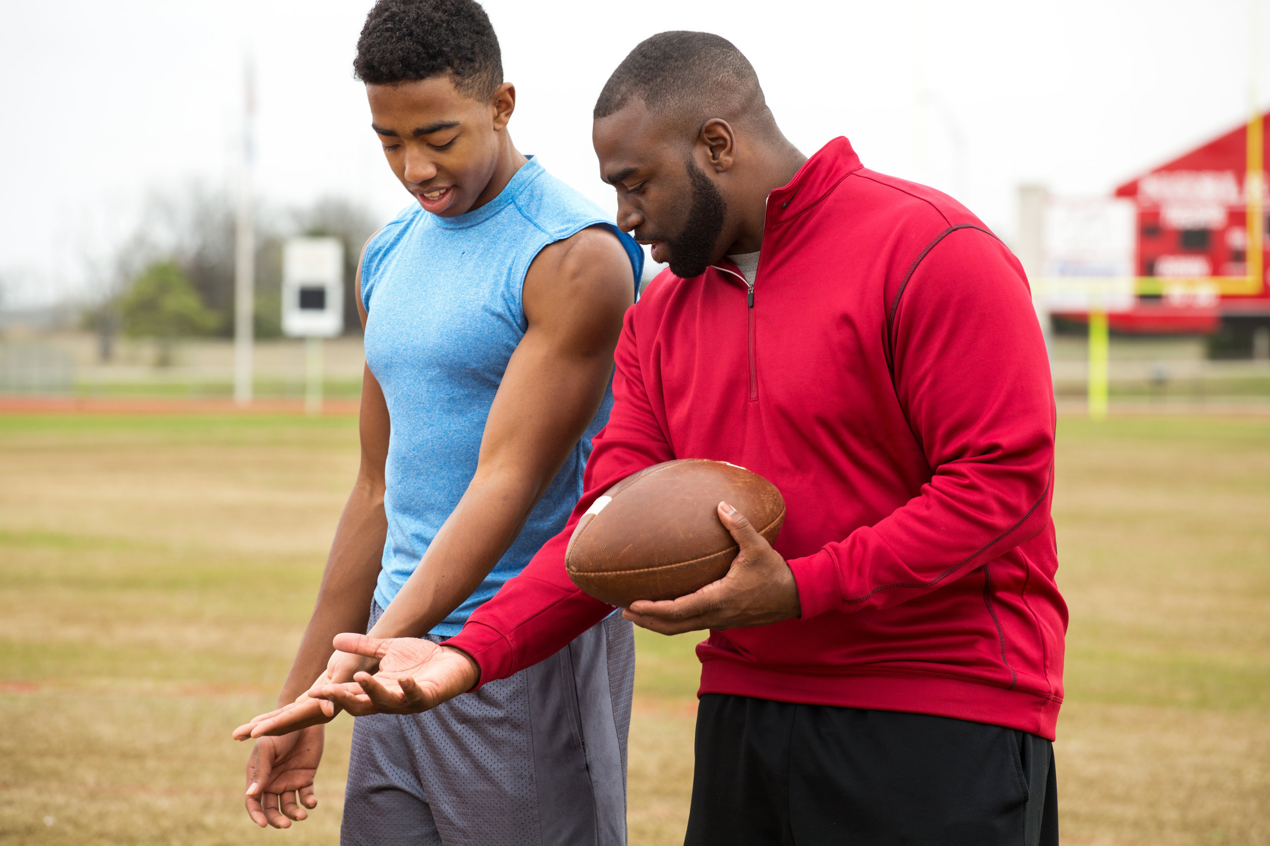 With your support, we can bring coaches trained in sports-based youth development to kids in Northern California. -