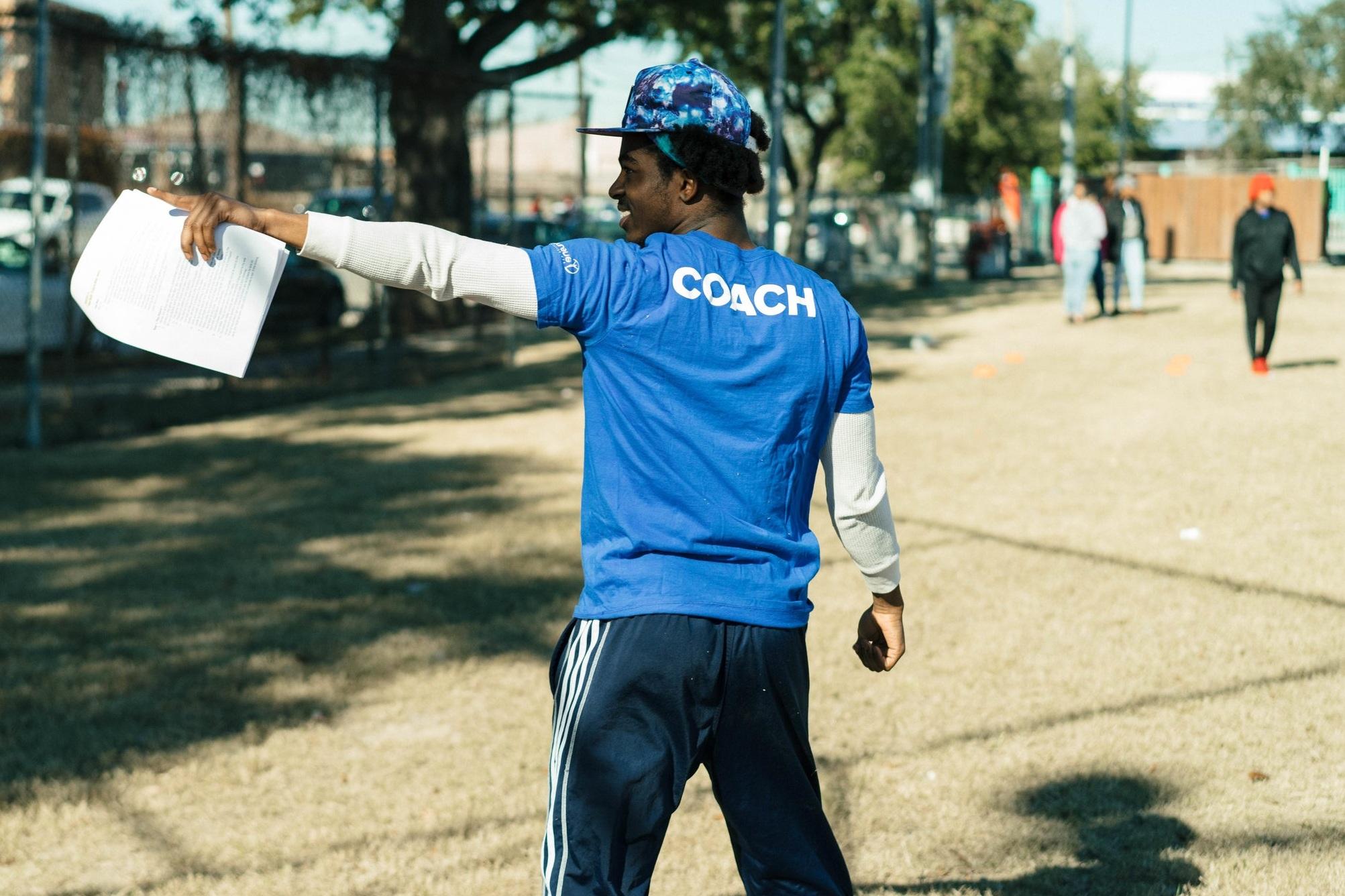 Coach Allen - New Orleans