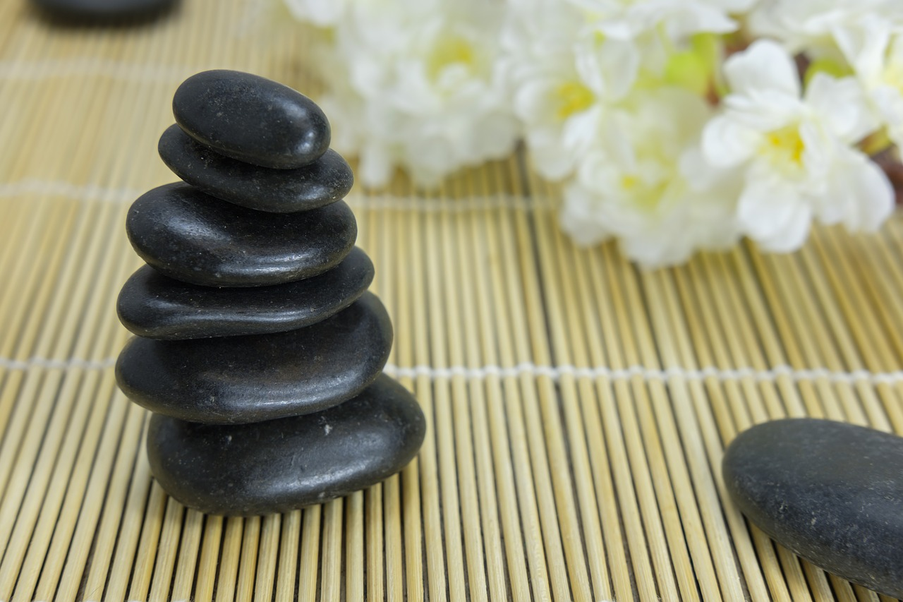Hot Stones - Adding hot stones to your massage can incease your pleasure and relaxation as the heat from the stones melts tension, eases stiff muscles, and increases circulation.