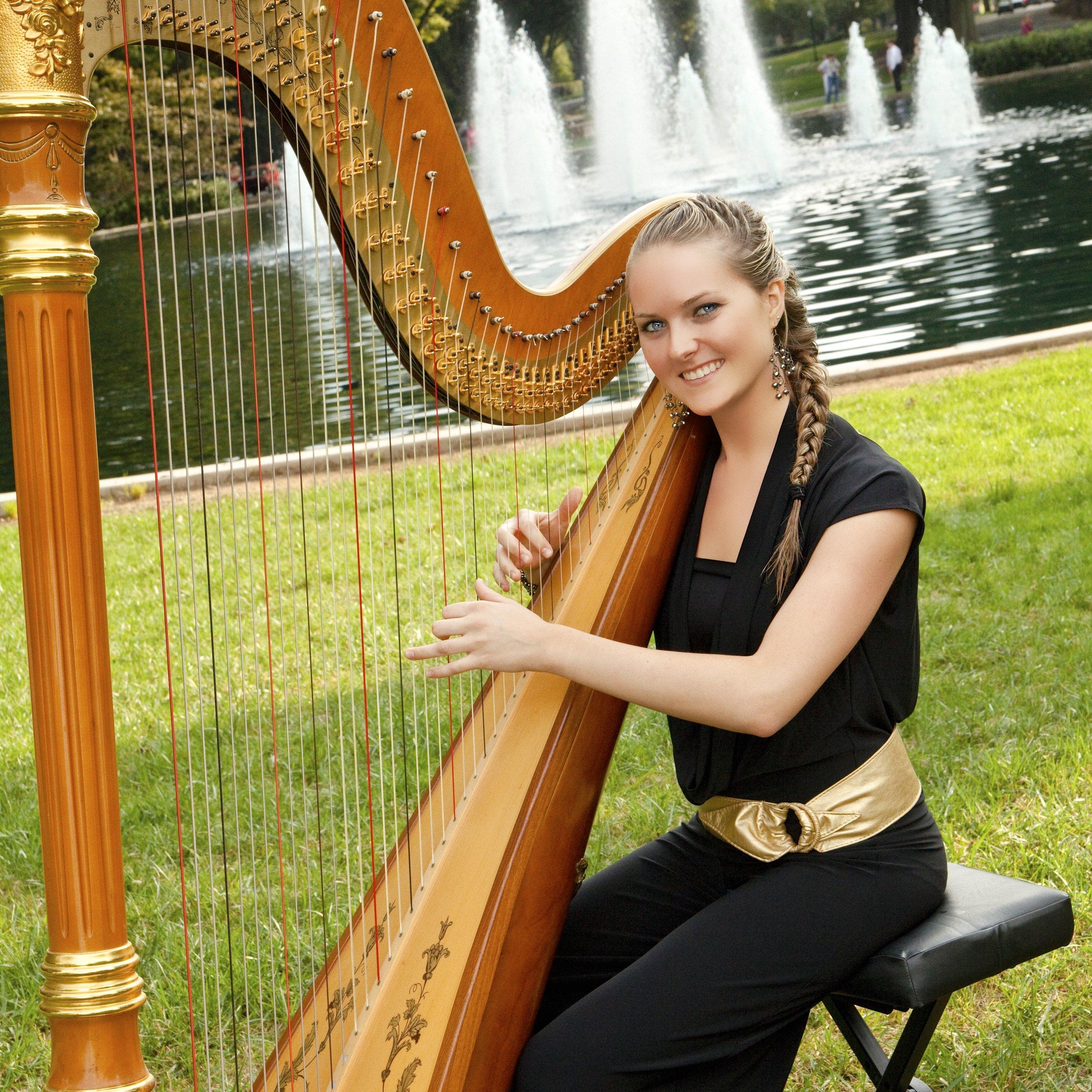 Montana-harpist-big sky-musician-brittany-bauer-2