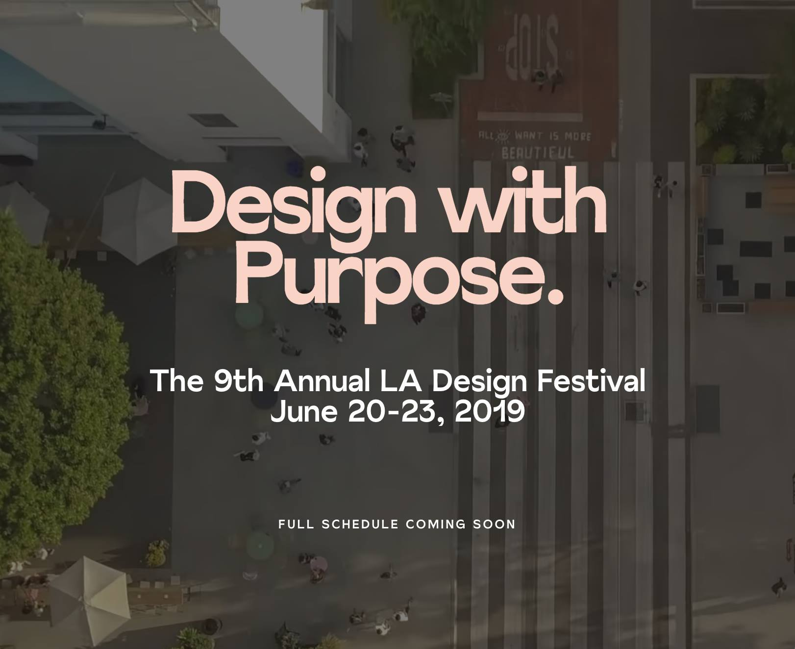 Future of Women brings their traveling breakfast series to the LA Design Festival. - June 11, 2019
