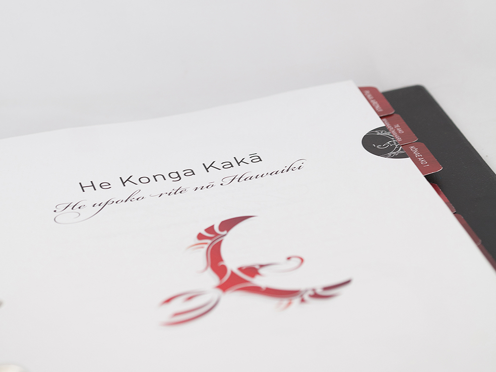 TWOA He Konga Kaka Educational Design Resource