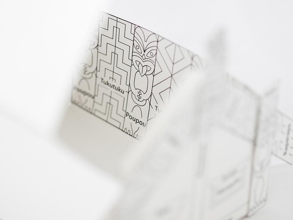 3D Wharenui Educational Publication Design