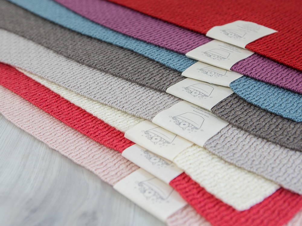 Woolshed label Wool Merino Baby Product Design