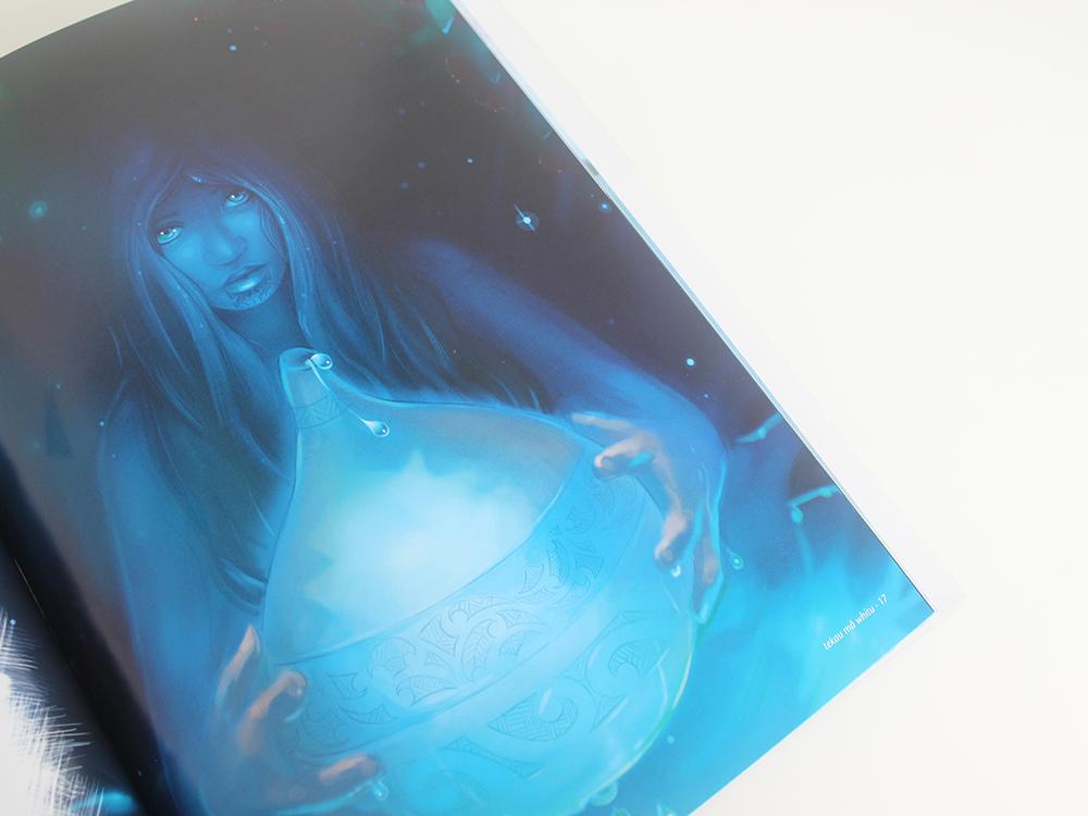 Hinemoa rawa ko Tutanikai Illustration Books Kat Merewether Aunty Bea