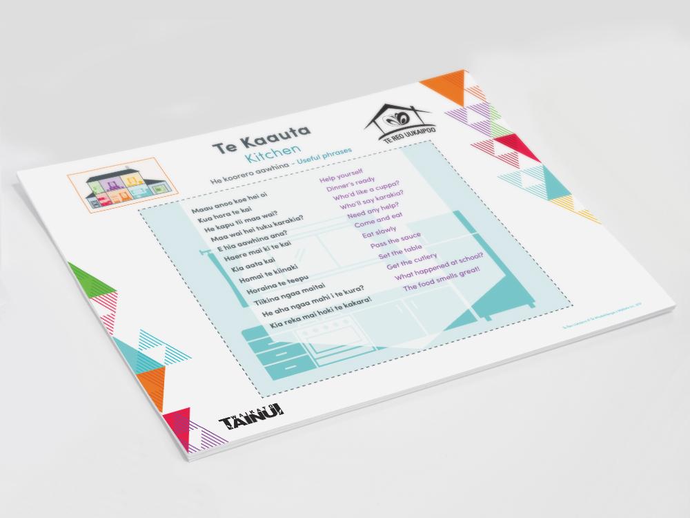 TAINUI WAIKATO TE REO UUKAIPOO Educational Design Resource