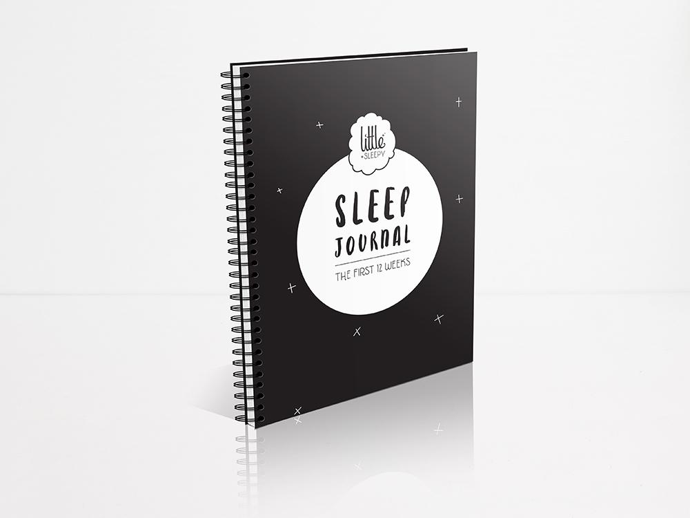 Little + Sleepy, Sleep Journal