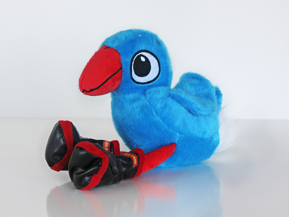 Luke the Pook Stuck in Poo What to do children's book TOY PUKEKO Design PRODUCT