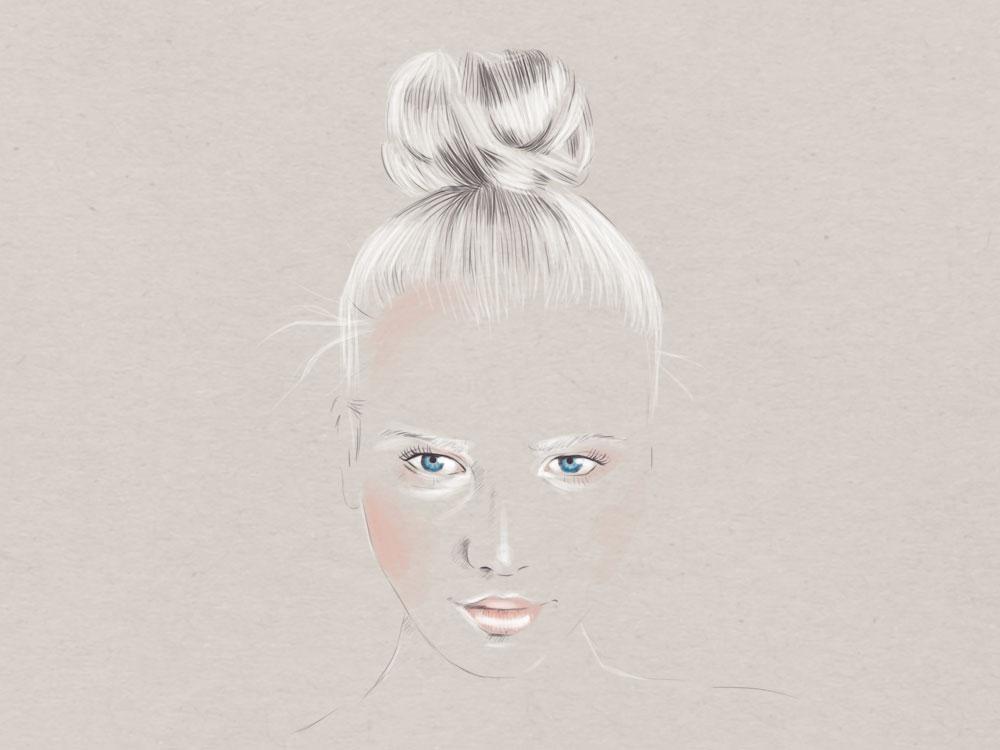 Lady Sketch 2012