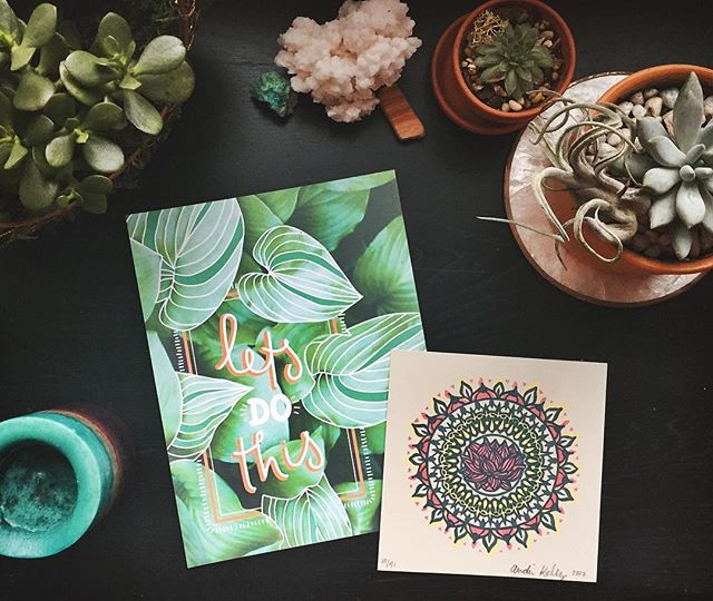 Hey you! Come buy my prints! I'm part of the @popshopboise this year so come say hi and look at all of our cool stuff! The digital print (left) and the 3-layer screenprint (right) will be sold at the Wintry Market (nov. 17, 18, & 19 @ JUMP) and the Flying M Nampa (dec. 2)! Both are $15. • • • • • • #screenprint #graphicdesign #wintrymarket2017 #flyingm #popshopboise #printmaker #printmaking #digitalillustration