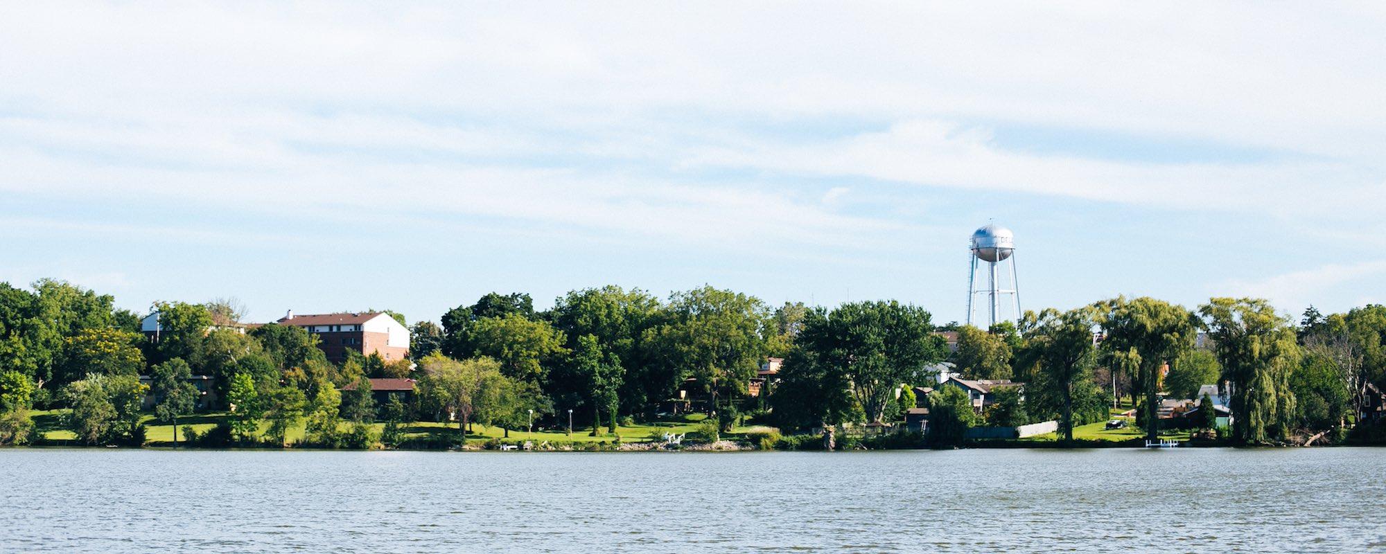 Lake Comus