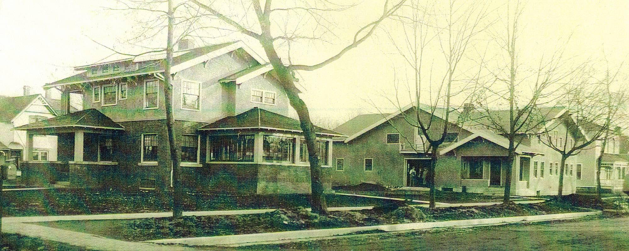 Walworth Avenue 1914