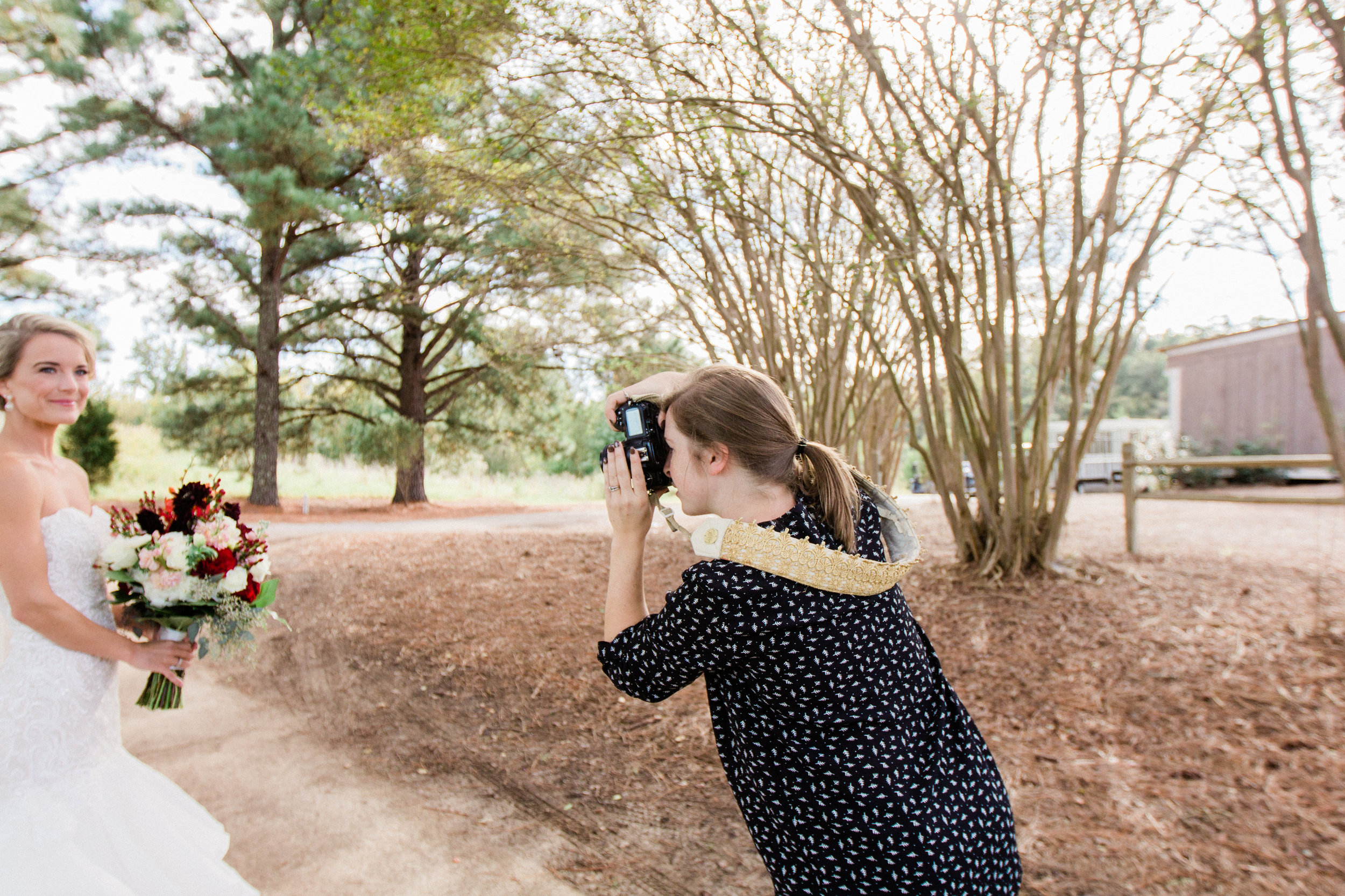"- ""Not only do Amelia's sheer skills and talent shine through in her photographs, but also her caring and genuine attitude when capturing priceless moments in her clients' lives!"" - Mary Courtney Johns"
