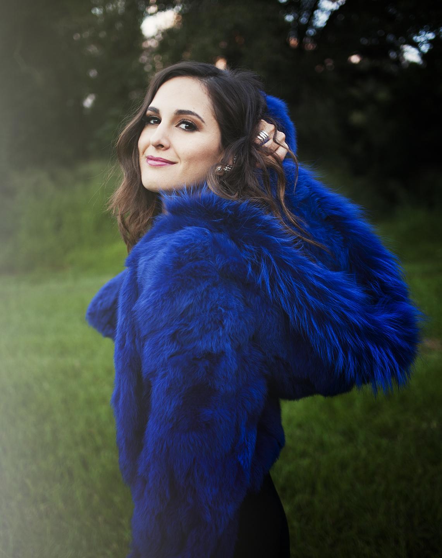 Monarquia - Leather & Fur / Photography: Clara de Tezanos