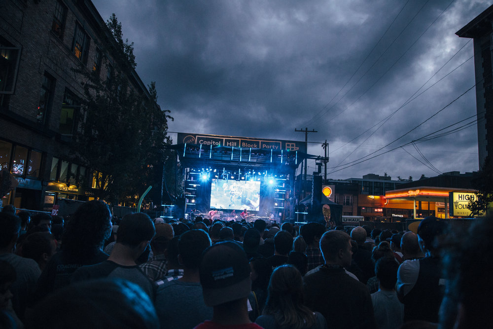 Seattle Music Festivals -