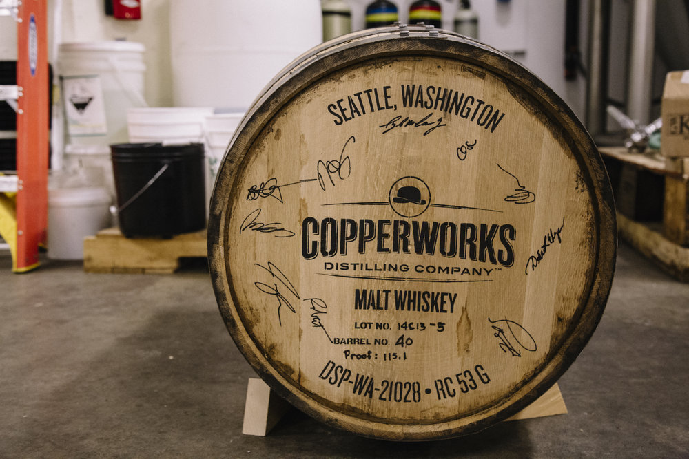 CopperWorks Distilling CO. -