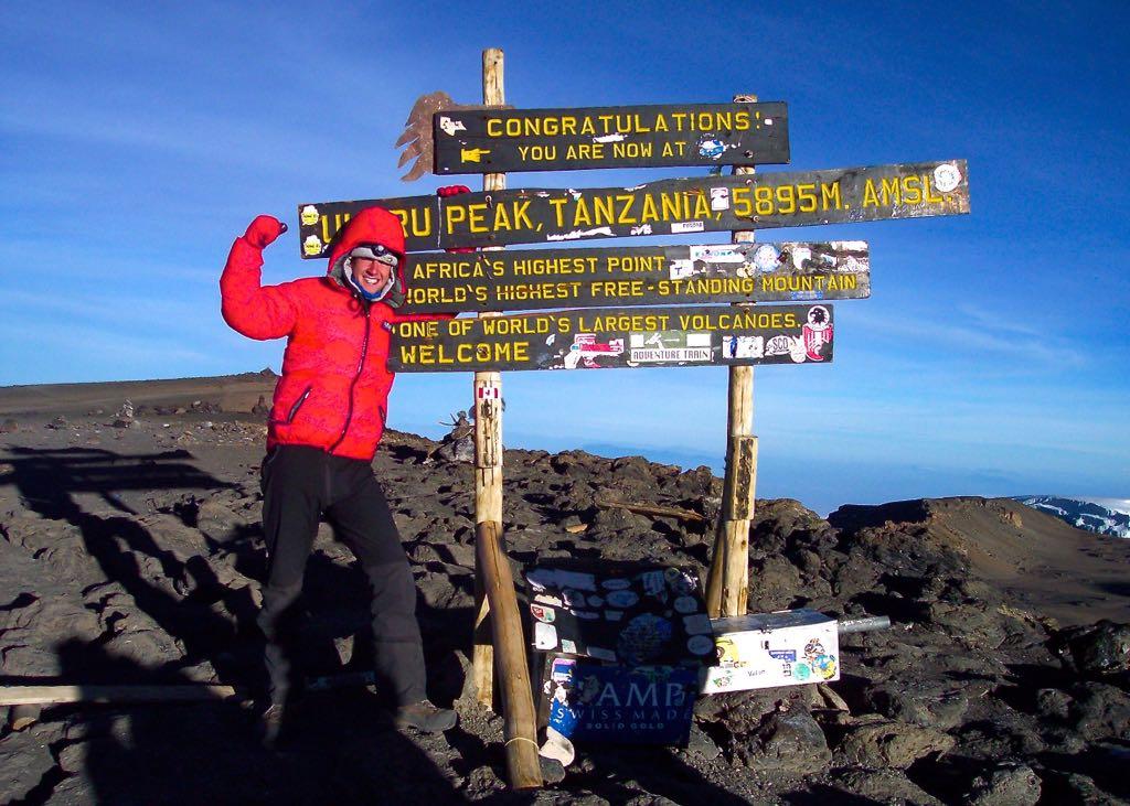 David - Love - Kilimanjaro
