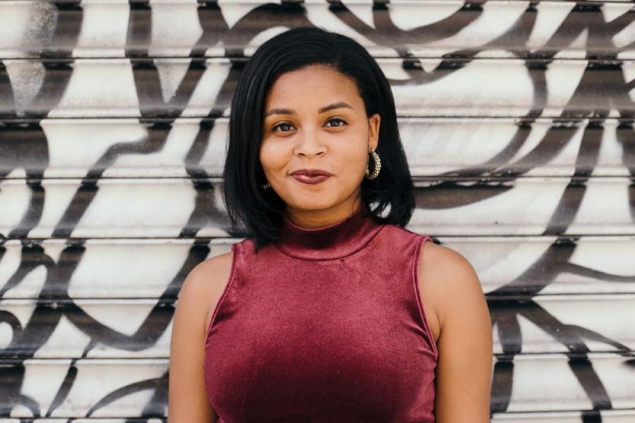 Attia Taylor, Photo Courtesy of Jorge Salinas