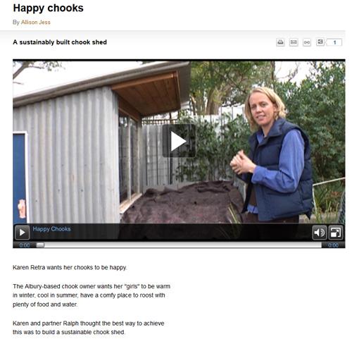 Happy Chooks