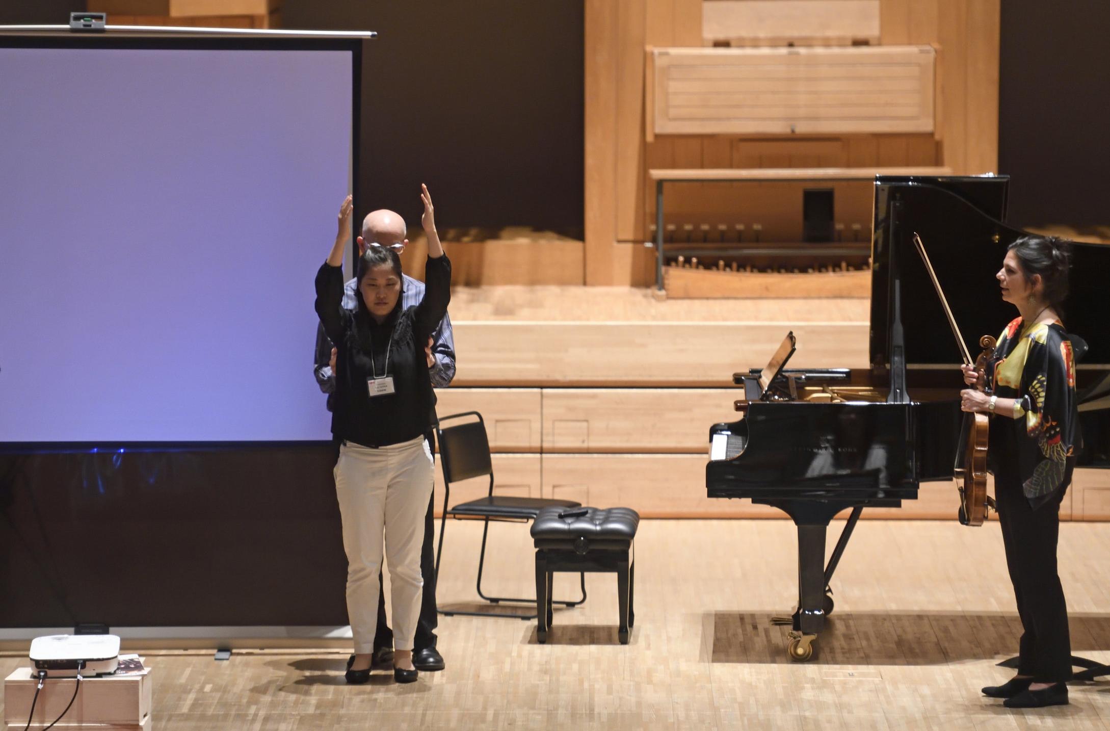 credit: Fumiaki Fujimoto/Tokyo International Viola Competition