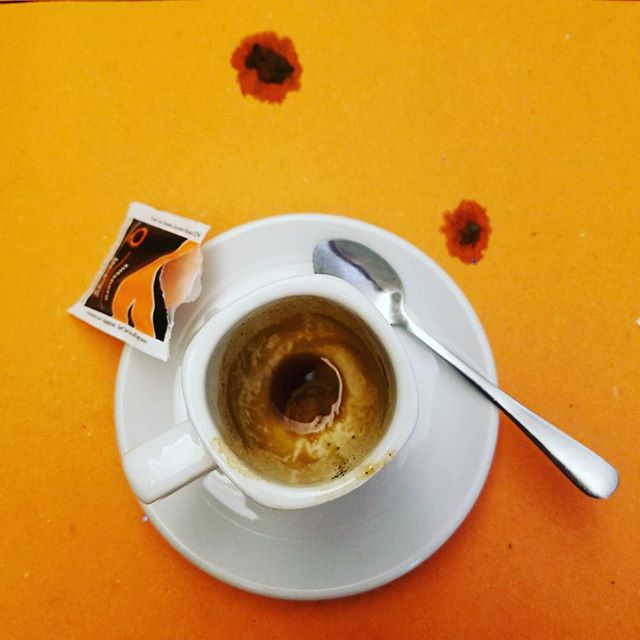 The way you have caffe. #italia #coffee #espresso #cups